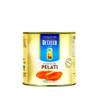 TOMATES PELEES 2,55KG DE CECCO